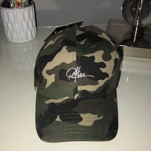 Young and Reckless Camo hat